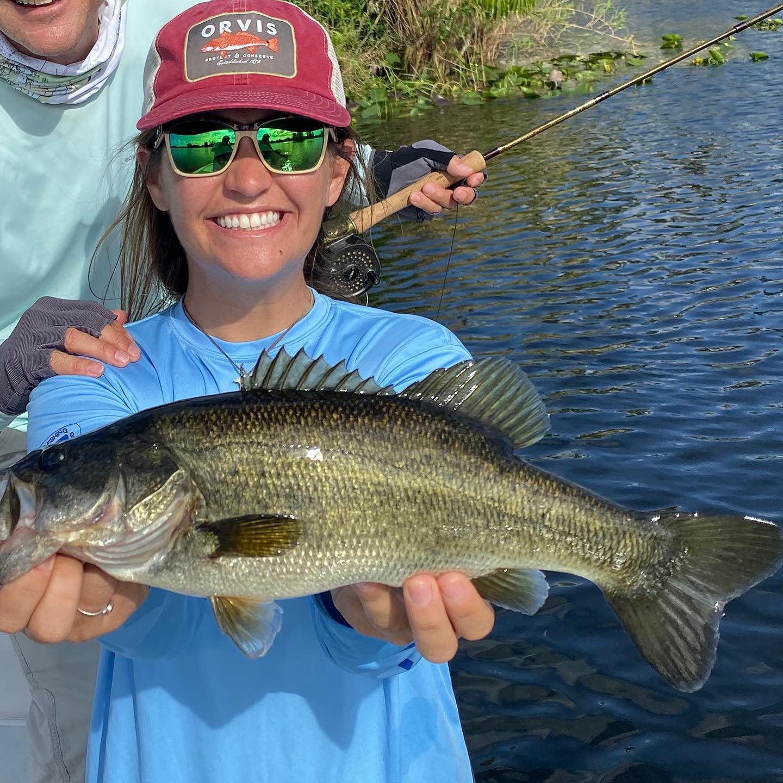 everglades largemouth bass charter