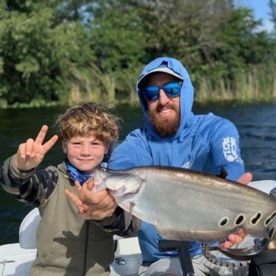 Miami Clown Knife Fish Charter